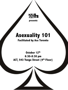 Asexuality 101 Poster